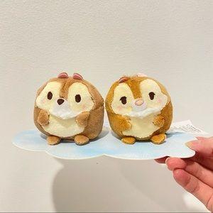 New* Disney mini ufufy toys